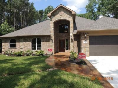 Magnolia Single Family Home For Sale: 34123 Conroe Huffsmith Road