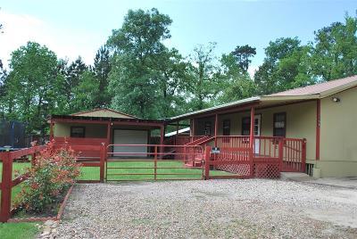 Trinity County Single Family Home For Sale: 156 Redbird Drive