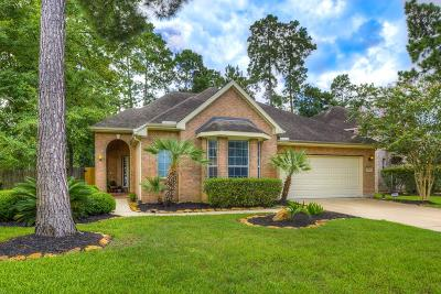 The Woodlands Single Family Home For Sale: 22 Red Adler Place