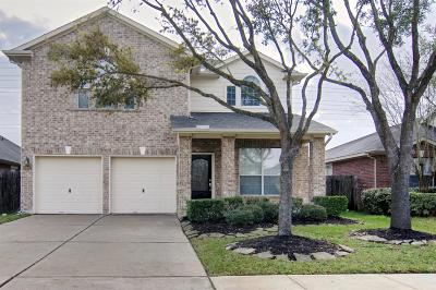Pearland Single Family Home For Sale: 2907 Morning Brook Way