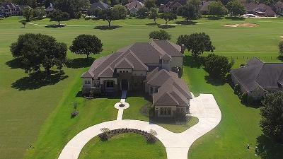 Fulshear Single Family Home For Sale: 3922 Weston