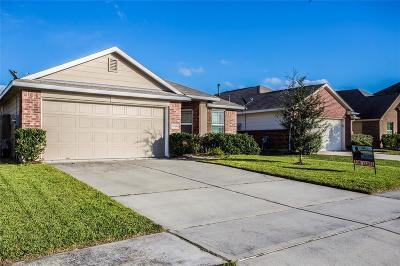 Houston Single Family Home For Sale: 17326 Stonebelt Drive
