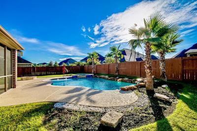 Fulshear TX Single Family Home For Sale: $609,999