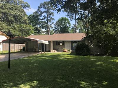 Single Family Home For Sale: 3322 Roaming Woods Lane