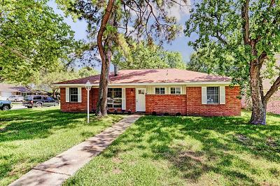 Houston Single Family Home For Sale: 10623 Mayfield Road