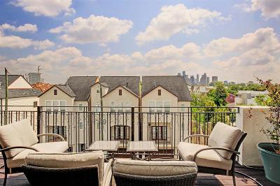 Houston Single Family Home For Sale: 1604 Nevada Street