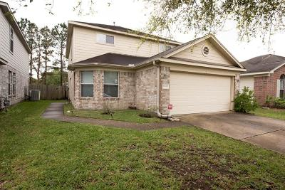 Channelview Single Family Home For Sale: 14818 Welbeck Drive