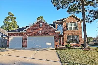 Houston Single Family Home For Sale: 14502 Eastern Redbud Lane