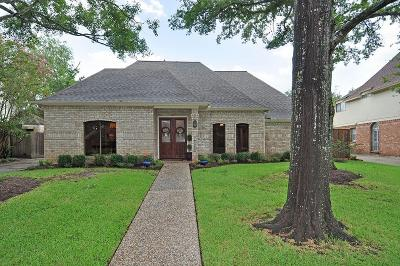 Houston Single Family Home For Sale: 12114 Carriage Hill Drive