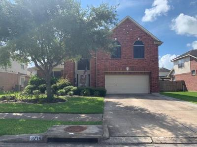 Pearland Single Family Home For Sale: 3715 Wild Oak