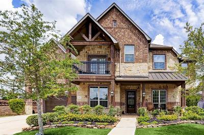 Cinco Ranch Single Family Home For Sale: 2903 Chapel Rock Court