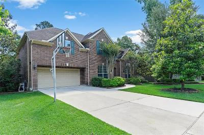 The Woodlands Single Family Home For Sale: 59 E Green Pastures Circle