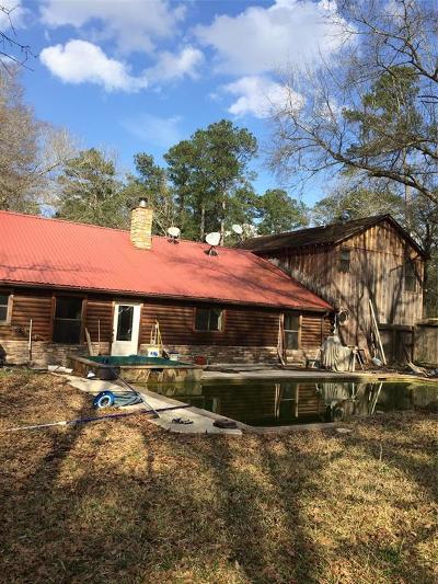 Magnolia Single Family Home For Sale: 30903 Angel Oaks Circle