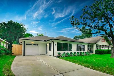 Houston Single Family Home For Sale: 919 E 14th Street