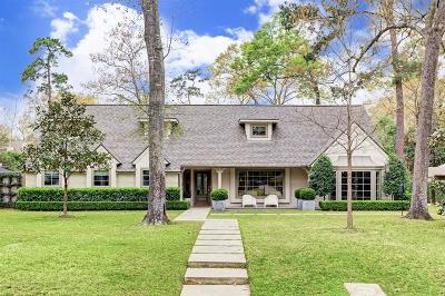 Houston Single Family Home For Sale: 332 Westminster Drive
