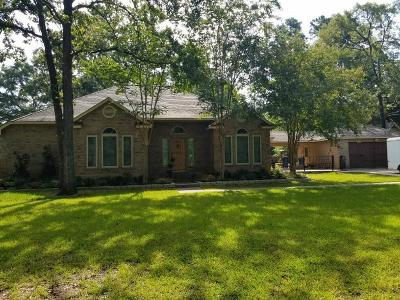 Willis Single Family Home For Sale: 11720 Forest Glen Drive