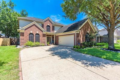 Pearland Single Family Home For Sale: 2911 Veva Drive