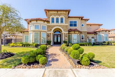 Sugar Land Single Family Home For Sale: 5046 Water View Bend