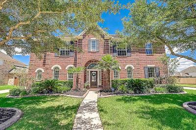 Shadow Creek Ranch Single Family Home For Sale: 2509 Sparkling Brook Court