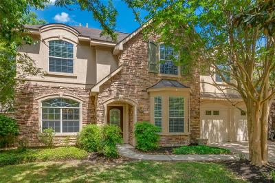 The Woodlands Single Family Home For Sale: 103 N Crisp Morning Circle