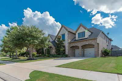 Katy Single Family Home For Sale: 4622 Middleoak Grove Lane