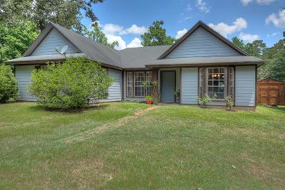 Montgomery Single Family Home For Sale: 20840 Julie Lane