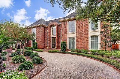 Houston Single Family Home For Sale: 11 Hickory Shadows Drive