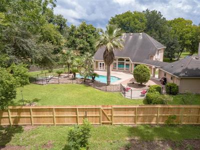 Missouri City Single Family Home For Sale: 2363 Chappell Lane