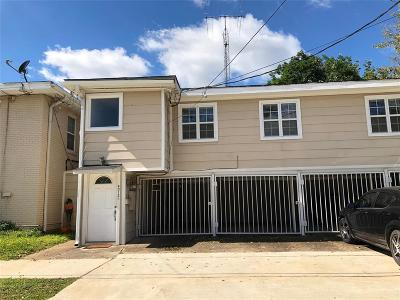 Harris County Rental For Rent: 4012 Stanford Street