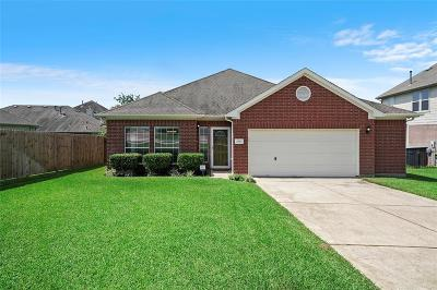 Conroe Single Family Home For Sale: 2303 Oakleaf Hills Circle