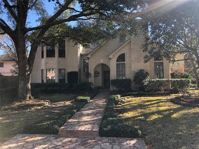 Harris County Single Family Home For Sale: 18227 Longmoor Drive