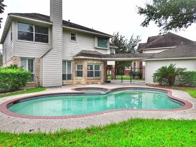 Houston Single Family Home For Sale: 2210 Laurel Forest Way
