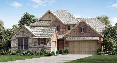 Richmond Single Family Home For Sale: 3511 Willow Hills Trail