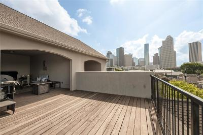 Houston Condo/Townhouse For Sale: 1114 Andrews Street