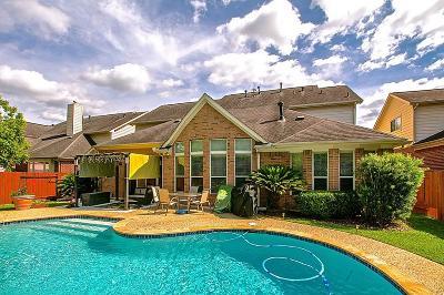 Kingwood Single Family Home For Sale: 7414 Auburn Oak Trl