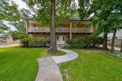 Houston Single Family Home For Sale: 1111 Verret Lane