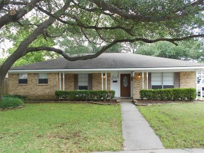 Texas City Single Family Home For Sale: 1908 16th Street N