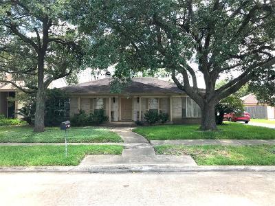 Houston Single Family Home For Sale: 7707 Claridge Drive
