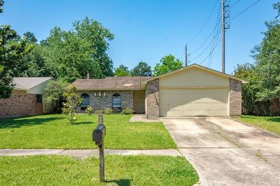 Spring Single Family Home For Sale: 22711 Millgate Drive