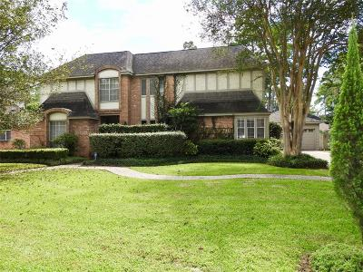 Houston Single Family Home For Sale: 12127 Normont Drive