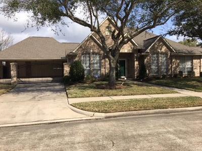 Pasadena Single Family Home For Sale: 4111 Rancho Vista Drive