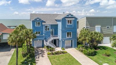 Galveston Single Family Home For Sale: 13818 Musket Lane