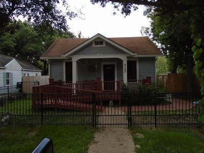 Dickenson, Dickinson Single Family Home For Sale: 4702 Nevada Street