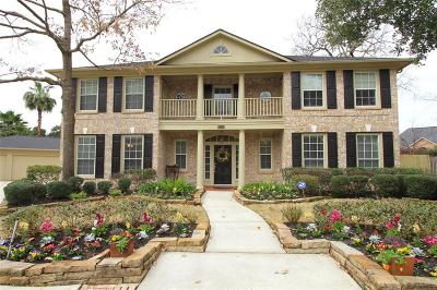 Kingwood TX Single Family Home For Sale: $385,000