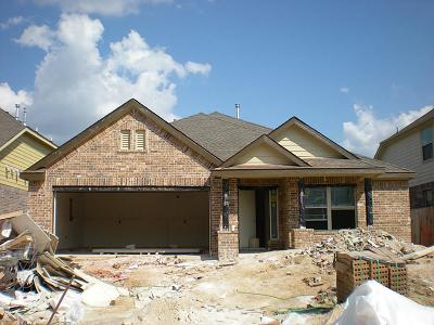 Single Family Home For Sale: 18510 Weeping Spring