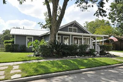 Sugar Land Single Family Home For Sale: 146 2nd Street