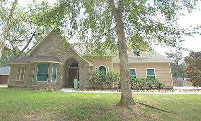 Magnolia Single Family Home For Sale: 510 Westwood North Drive