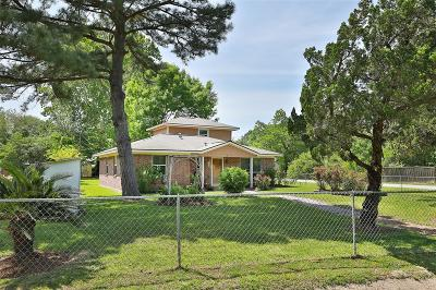 Cypress Single Family Home For Sale: 10711 Deval Drive