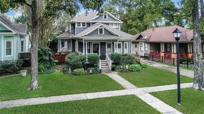 Houston Single Family Home For Sale: 1635 Cortlandt Street