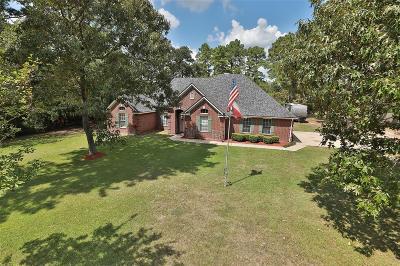 Magnolia Single Family Home For Sale: 24915 Red Oak Street